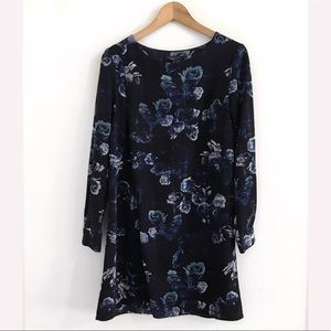 Thakoon floral dress size S Long Sleeve